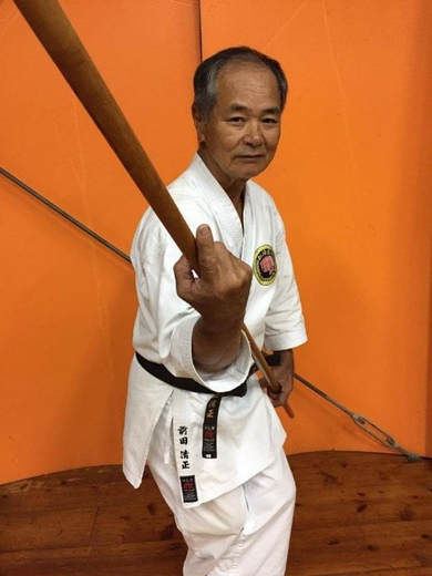 Kiyomasa Maeda Hanshi Judan