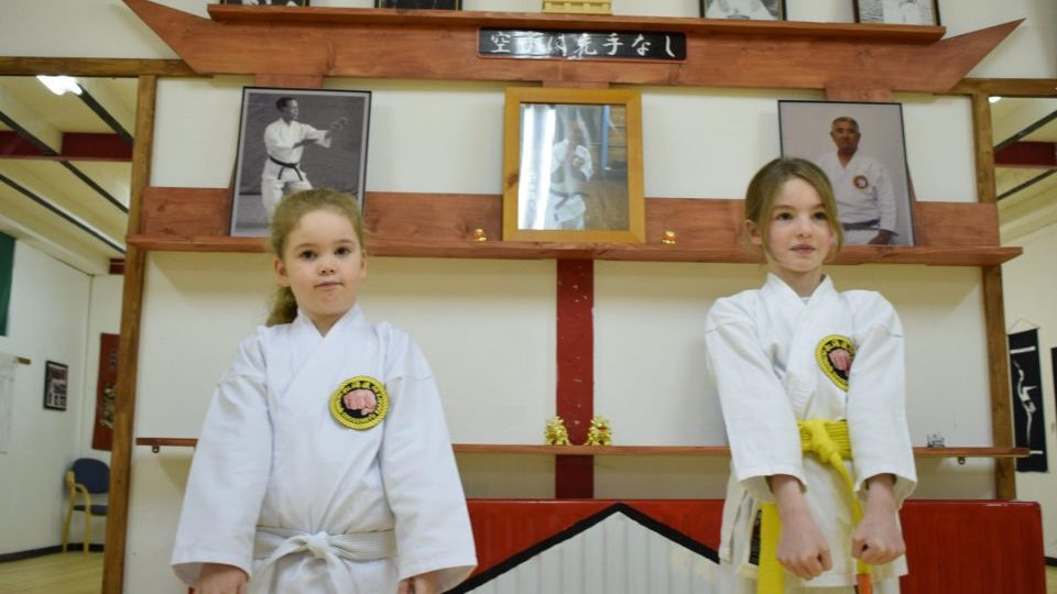 Shogen Ryu Karate Classes for Children